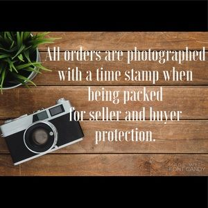 Seller and Buyer Protection Policy 📷